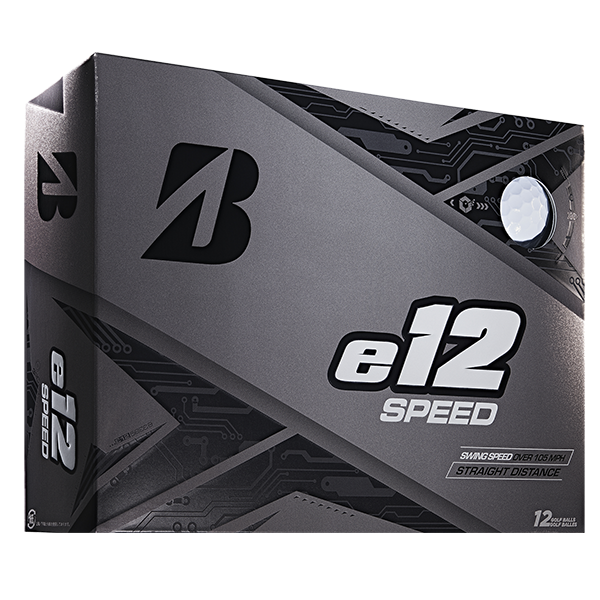 Bridgestone e12 Speed - Custom Logo Imprint