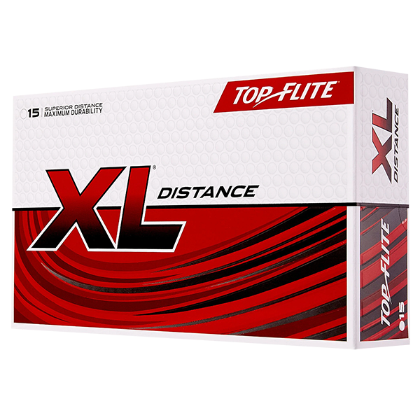 Top Flite XL Distance - Custom Text Imprint