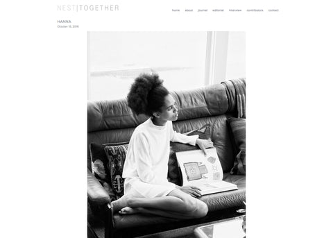Nest|Together Editorial Elise Ballegeer