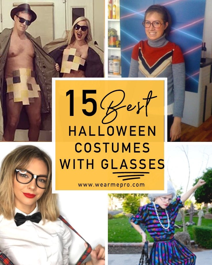 Halloween Costume 370.12 Halloween Costume Ideas With Glasses Or Sunglasses Wearme Pro