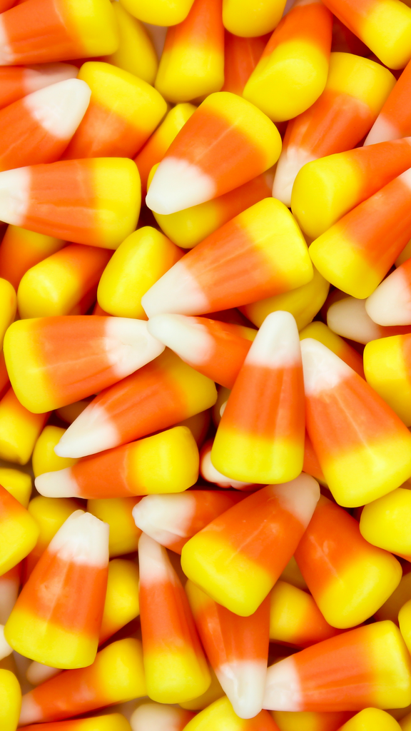 Candy Corn Wallpaper for iPhone