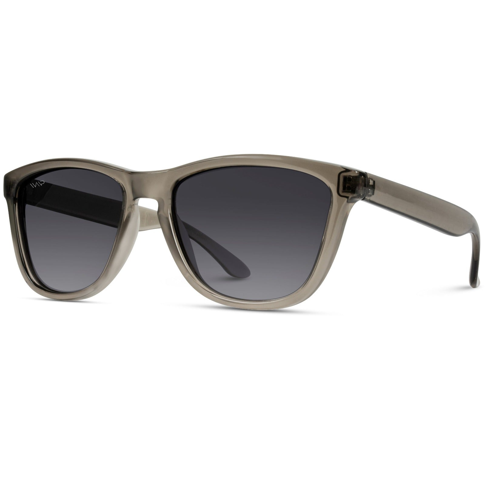 Ocean°2 Square Horn Rimmed Polarized Classic Modern Look Sunglasses