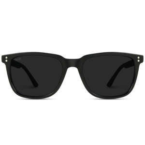 square black frame sunglasses, rectangular sunglasses for men