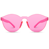 tinted pink sunglasses, round pink sunglasses for women
