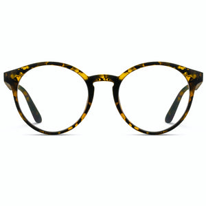 Jules Round Retro Blue Light Blocking Glasses