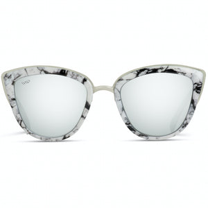 Beatrix Marble Color Frame Women Cat Eye Sunglasses
