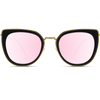 oversized cat eye sunglasses for women