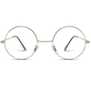 circle rim glasses, circle lens glasses, round optical frames