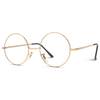 retro round sunglasses mens, women gold round eyeglasses, round eye frames