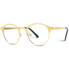 Lee - Lightweight Metal Frame Retro Glasses