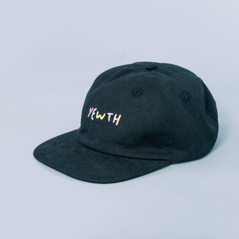 Yewth embroidered hat