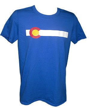 Colorado State Flag Shirt