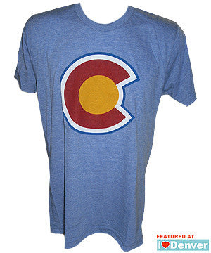 Colorado State Flag C Shirt