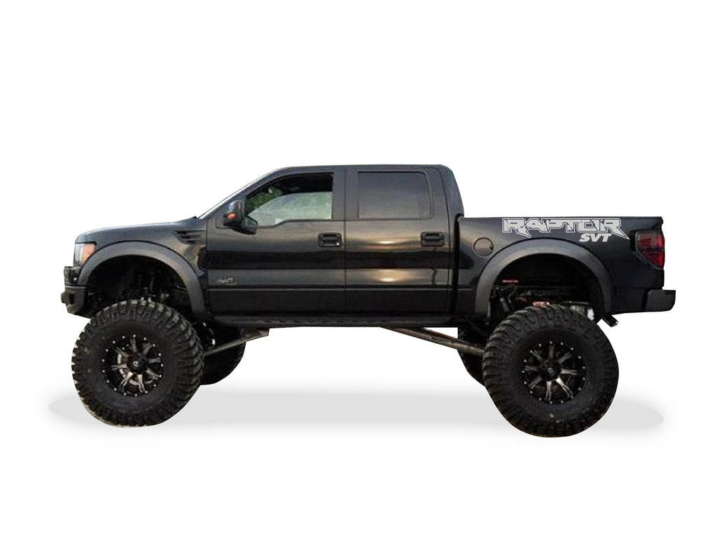 Ford F150 Raptor Svt Logo Decal Graphic Sunseteastgraphix