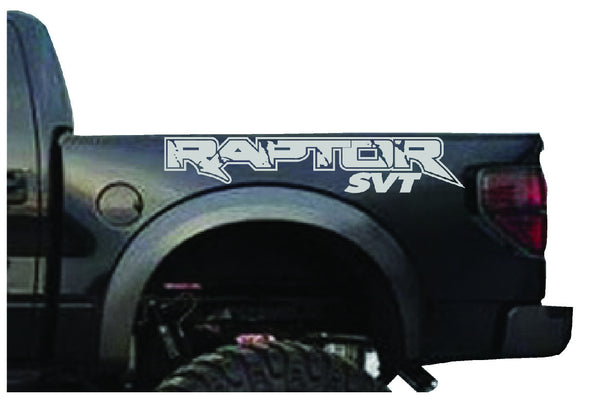 Ford F150 RAPTOR SVT logo decal graphic