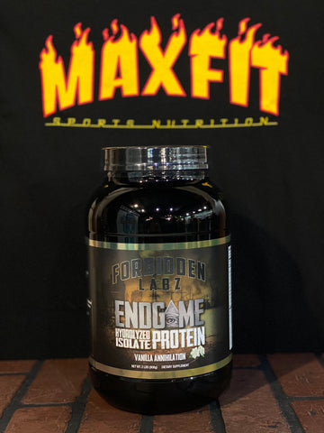 Endgame Hydrolyzed Isolate Protein 2lb