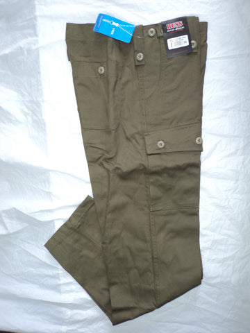 Green Military Trousers