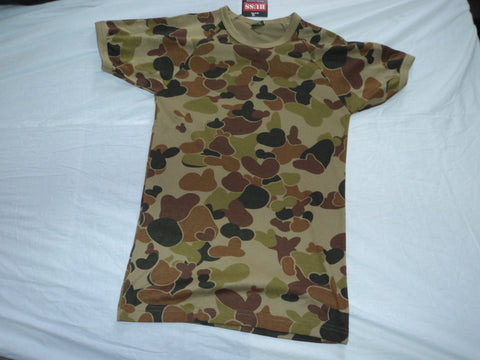 Auscam Military T-Shirts