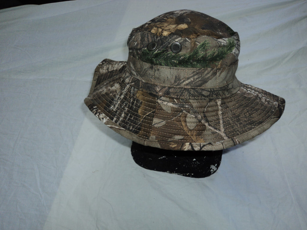 Real Tree Camouflage Hunter's Hat