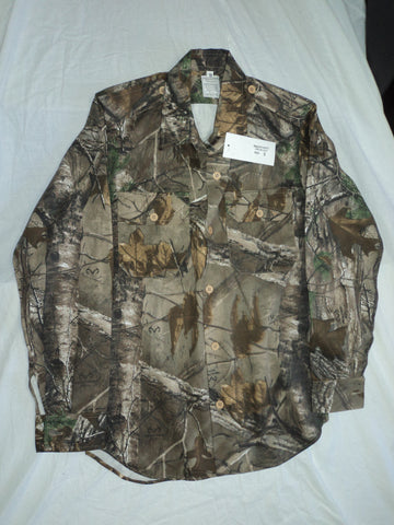 Real Tree Camouflage Shirt