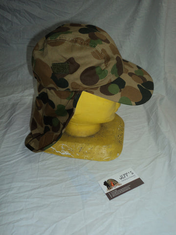 Cap with Neck Protector - Auscam