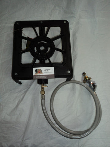 Cast Iron Single Gas Burner