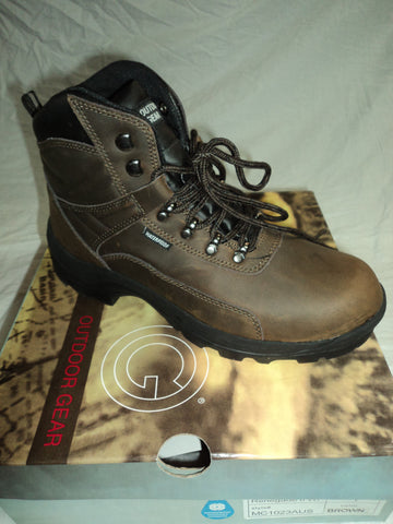 Renegade Waterproof Boots - Brown