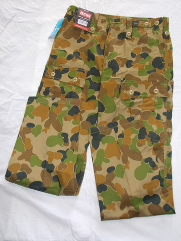 Auscam Military Trousers