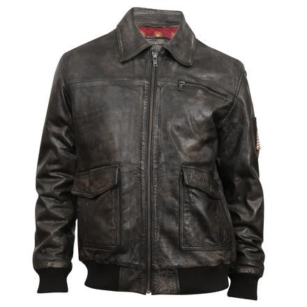Durango Leather Company Men's Eagle Eye Jacket