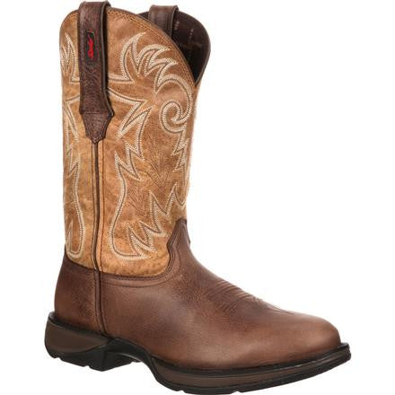 Rebel by Durango Steel Toe Western Boot