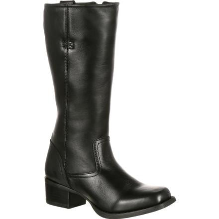 Durango City Women's Charlotte Zipper Boot