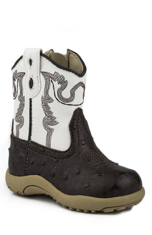 ROPER NEWBORN  COWBABIES HIGH TOP BOOT BOOTS