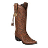 Double D Ranch Boots - Cheetah Chic Brown