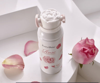 EveryShine Rose Mousse Foam Cleanser 150ml