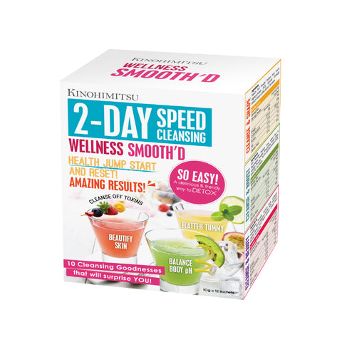 2-Day Speed Cleansing Program 12's