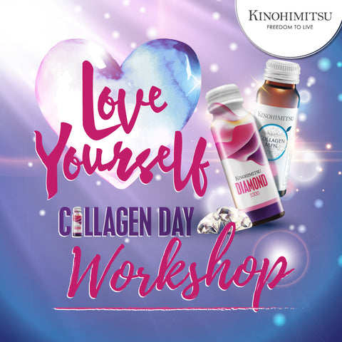 Love Yourself Collagen Day Workshop