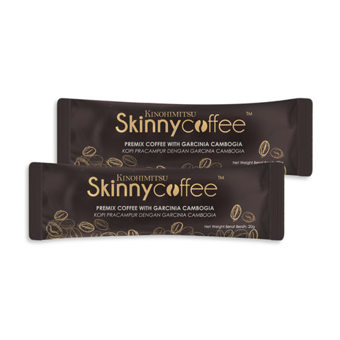 Skinny Coffee Trial Pack - 20g x 2 sachets