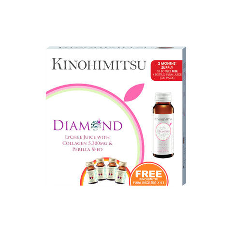 Collagen Diamond 32' + Plum Juice 4's