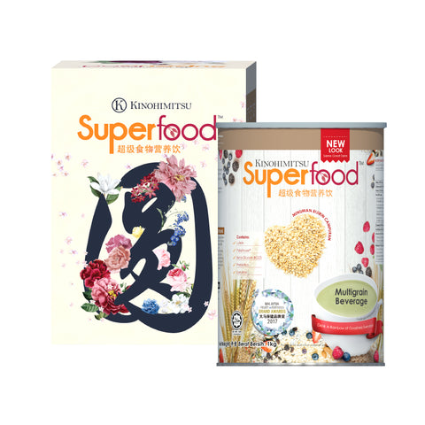 [Clearance] CNY Superfood 1kg [Exp:11/2021]