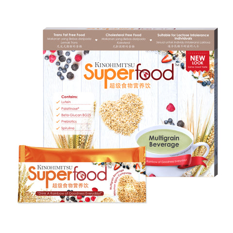 Superfood 25g x 10's