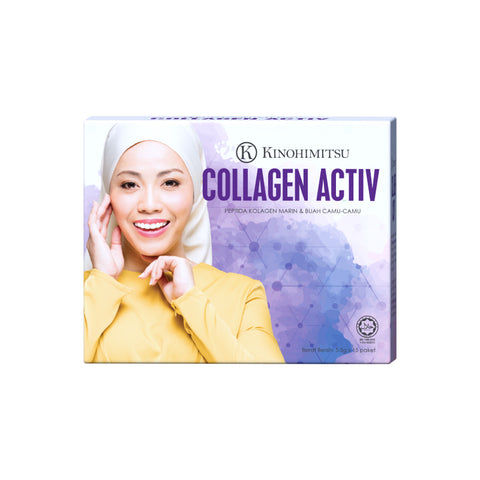 Collagen Activ 15's [New Packaging]