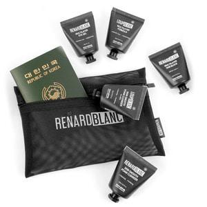 RenardBlanc Travel Kit (5 pcs x 20ml)