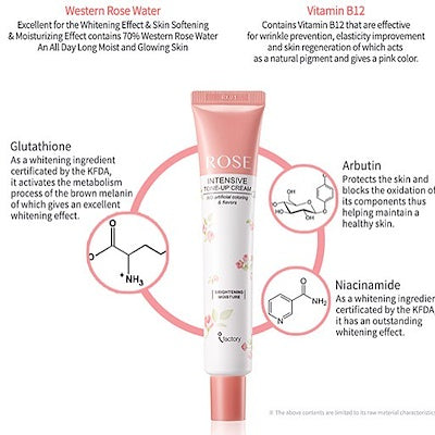 SOME BY MI Rose Intensive Tone Up Cream 50ml