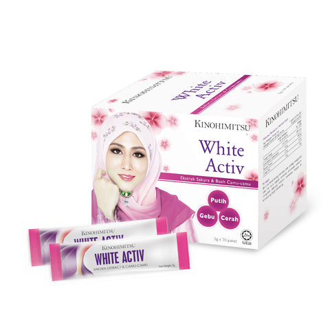 Skin Whitening Regimen - Cleanse & Beauty 15 + 15's & White Activ 30's
