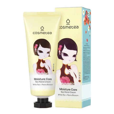 Cosmetea Tea Hand Cream 50ml [Exp: 1/2021]
