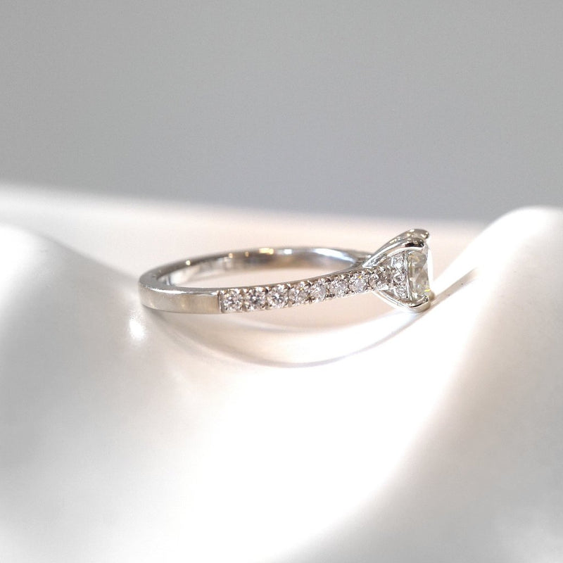 """Timeless"" Engagement Ring - LEL JEWELRY"