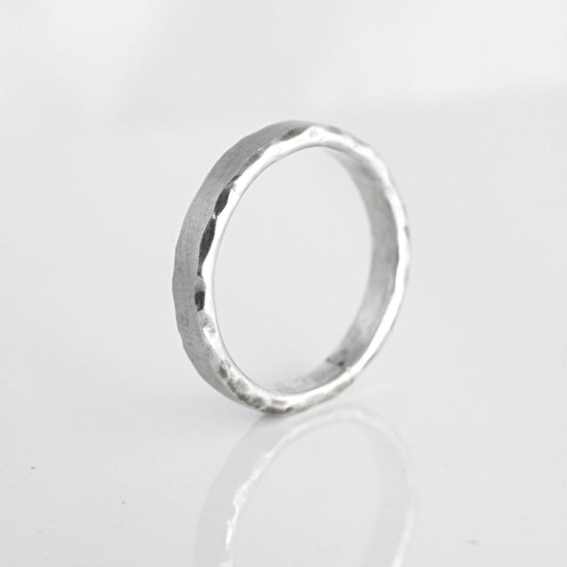 'Horizon' Wedding Band - LEL JEWELRY