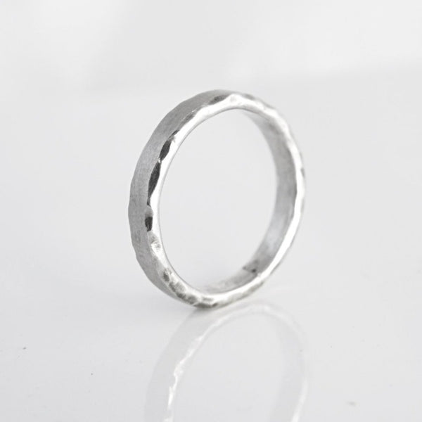 'Horizon' Wedding Band