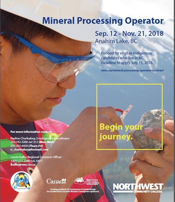 Mineral Processing Operator Training