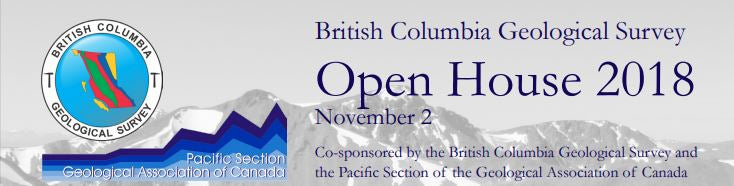 BC Geological Survey Open House